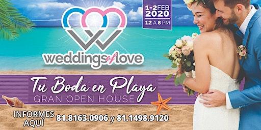 OPEN HOUSE WEDDINGS OF LOVE