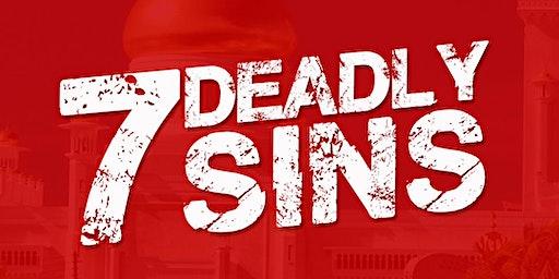 RAN 2020 | 7 Deadly Sins, An Islamic Perspective