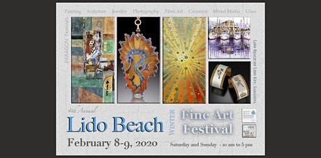 4th Annual Lido Beach Winter Fine Art Festival tickets