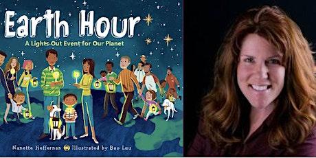 "Make a Solar Lantern!  Meet ""Earth Hour"" author Nanette Heffernan tickets"