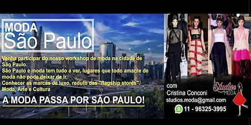MODA SÃO PAULO   1 DIA INTEIRO DE MODA  COM A PARTICIPAÇÃO DE DANY FELIX