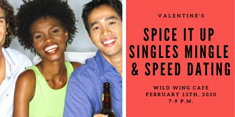 Spice it Up Singles Mingle & Speed Dating Charleston tickets