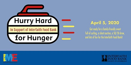 Hurry Hard for Hunger tickets
