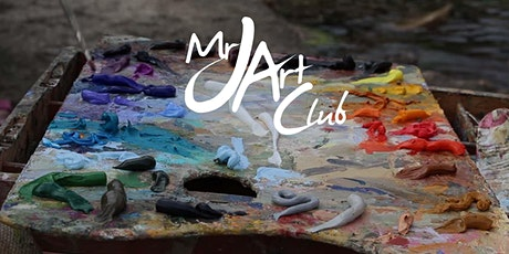 Mr J Art Club: Art Workshop (Life Drawing) Led by Joseph Ijoyemi tickets