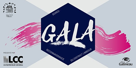 Soirée-Gala reconaissance du district Limbour tickets