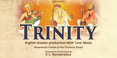 Trinity - English Theater Production with Live Music tickets