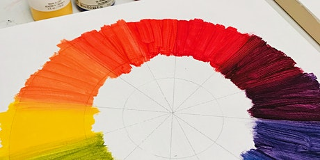 Intro to colour mixing for painting tickets