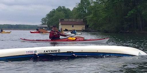 22nd Annual SK-102, 2020 CPA On-Water Kayak Skills Workshop Pre-registration