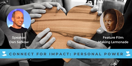 Connect for Impact: Personal Power tickets