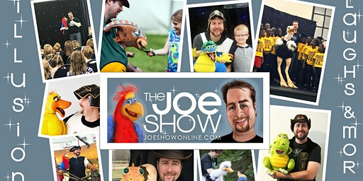 THE JOE SHOW FOR ALL AGES- fundraiser for Blessing the Children Canada