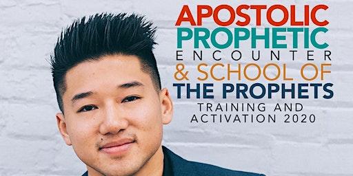 Apostolic Prophetic Encounter & School of The Prophets Training 2020