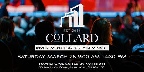 Collard Investment Properties Seminar tickets
