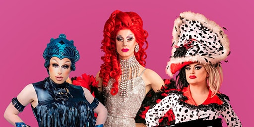 RuPaul's Drag Race UK: FROCK DESTROYERS