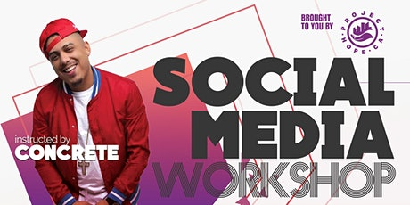 Social Media Workshop - (Creating Your Own Social Media Presence) tickets
