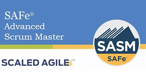 SAFe® Advanced Scrum Master with SASM Certification Seattle, WA(Weekend)