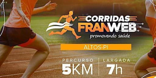 1ª CORRIDA FRANWEB