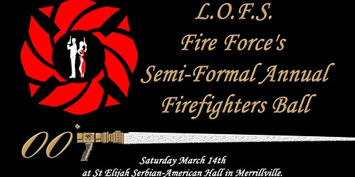 2020 Annual LOFS Firefighters Ball