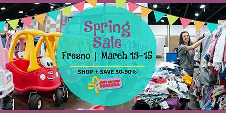 JBF FRESNO SPRING 2020 Children's & Maternity Consignment Event tickets