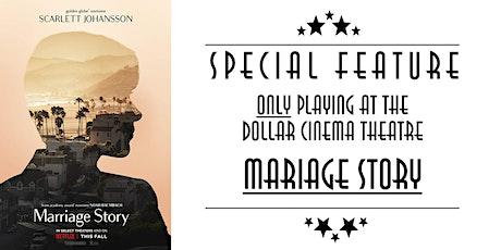 Mariage Story (Jan 24th - Jan 30th) billets