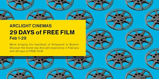2001: A Space Odyssey - 29 Days of Free Film at ArcLight Cinemas
