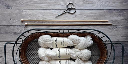 Knitting Technique Workshop - Stockinette Stitch