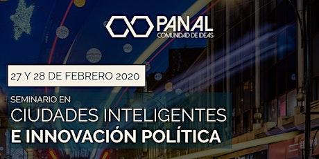 Ciudades inteligentes e innovación política - Ideas Panal entradas