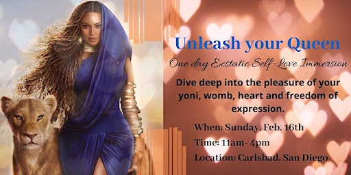 Unleash Your Queen: A Journey of Ecstatic Self-Love