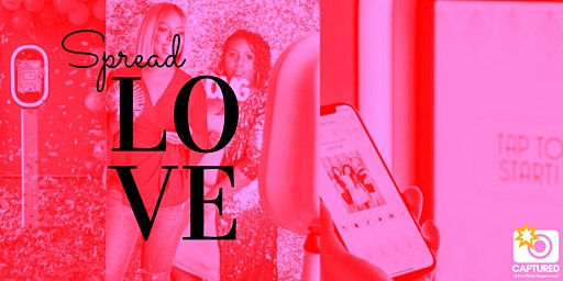 """Spread Love"" Photo Pop Up Shop"