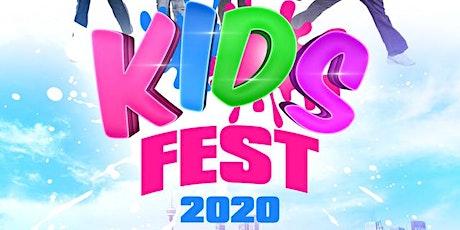 Kids Fest 2020  Day 1 tickets