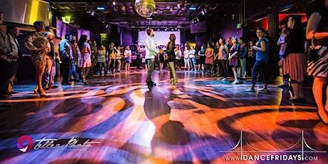 Dance Fridays KIZOMBA LOFT 3rd Room - KIZOMBA (Plus LIVE Salsa & Bachata) tickets