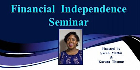 Financial Independence Seminar tickets