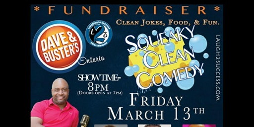 Magdalena's Daughters Presents Comedy Fundraiser