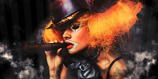 Haunted Halloween Carnival | HOTEL DEREK
