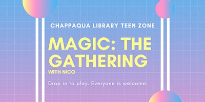 Magic: The Gathering with Nico