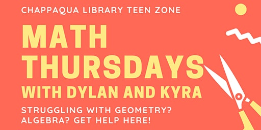 Math Thursdays with Dylan and Kyra