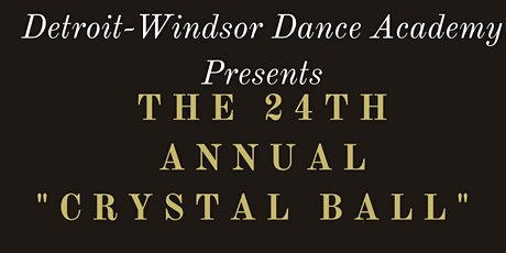 DWDA Presents The 24th Annual Crystal Ball  tickets