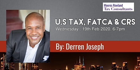 U.S TAX, FACTA and CRS tickets