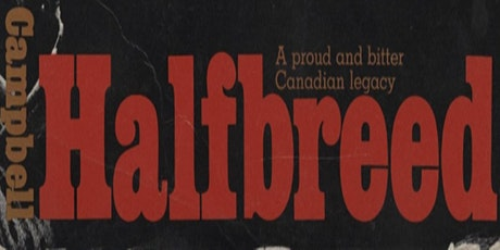 #SFUHISTREADS 2020 Maria Campbell's Halfbreed tickets