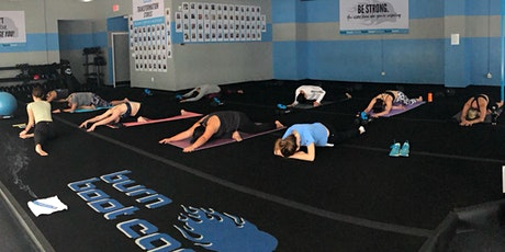 Gentle Yoga Flo @ Burn Bootcamp Coral Gables tickets