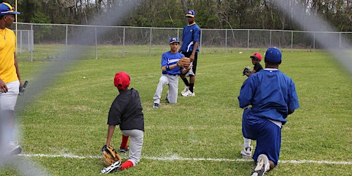 Spindletop Little League Baseball Camp