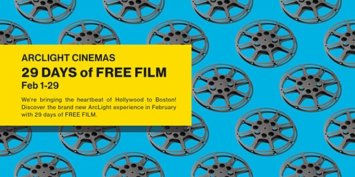 Back to the Future - 29 Days of Free Film at ArcLight Cinemas