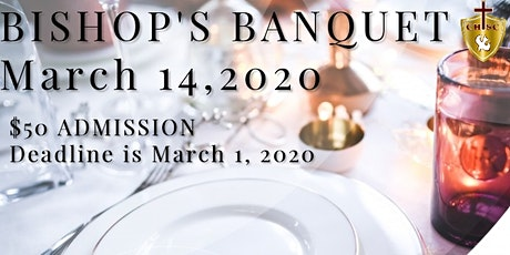 Bishop Elect Titus W. Smith Episcopal Celebration Banquet  tickets