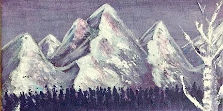 Paint Night - Winter Landscape tickets