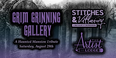 Halloween Artist Lodge + GRIM Grinning Gallery tickets