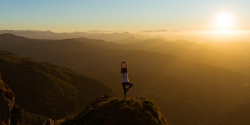 Yoga for Stress APRIL The Gap