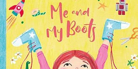Book Launch: Bronte: Me and My Boots by Penny Harrison and Evie Barrow tickets