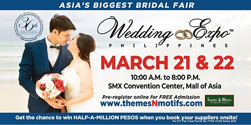 Themes & Motifs: Asia's Biggest Bridal Fair