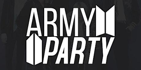 Army Party 1° Edição Recife ingressos