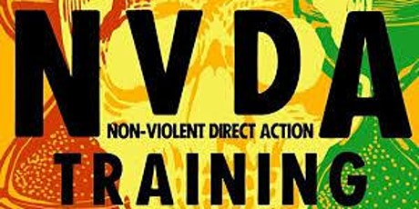 Save the date!  Non-Violent Direct Action Training (NVDA) Workshop tickets