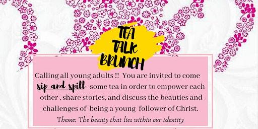 Tea Talk Brunch